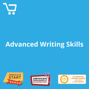 Advanced Writing Skills - eBook CPD #1000839