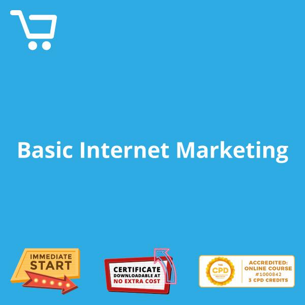 Basic Internet Marketing - eBook CPD #1000842