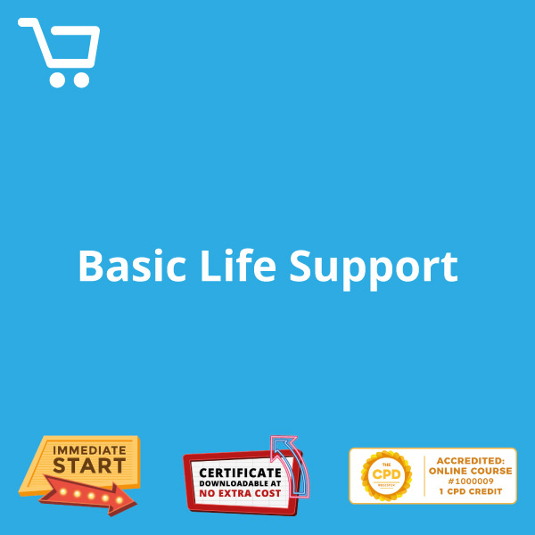Basic Life Support - eLearning CPD #1000009