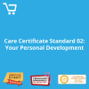 Care Certificate Standard-02: Your Personal Development - eLearning CPD #1000013
