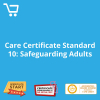 Care Certificate Standard 10: Safeguarding Adults - eLearning CPD #1000023