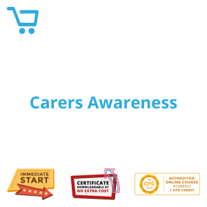 Carers Awareness - eLearning CPD #1000031
