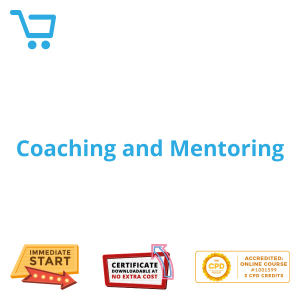 Coaching and Mentoring - Distance Learning CPD #1001599