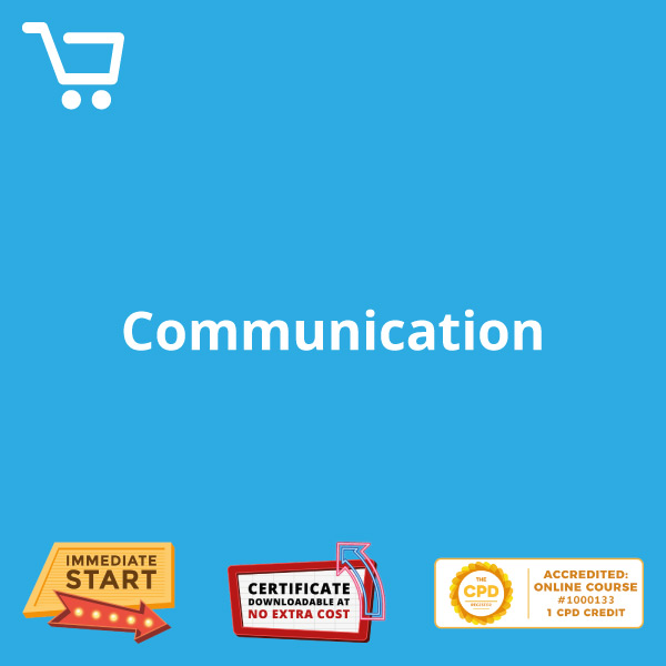 Communication - eLearning CPD #1000133