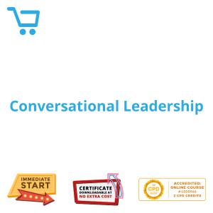 Conversational Leadership - eBook CPD #1000966
