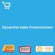 Dynamite Sales Presentations - eBook CPD #1000976
