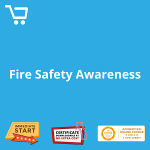 Fire Safety Awareness - Video CPD #1001424