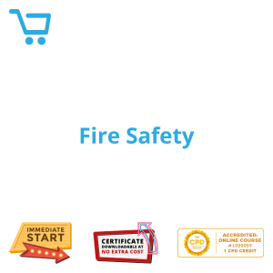 Fire Safety - eLearning CPD #1000059