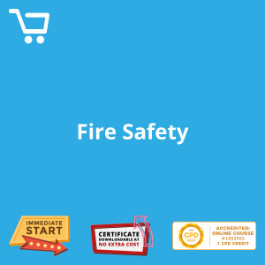Fire Safety - eBook CPD #1002502