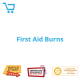 First Aid Burns - eLearning CPD #1000493