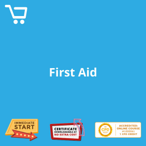 First Aid - eLearning CPD #1000061