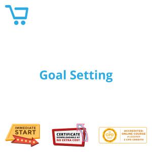 Goal Setting - eBook CPD #1000989