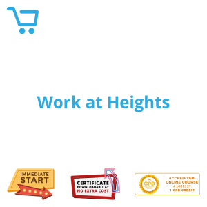 Work at Heights - eLearning CPD #1000129